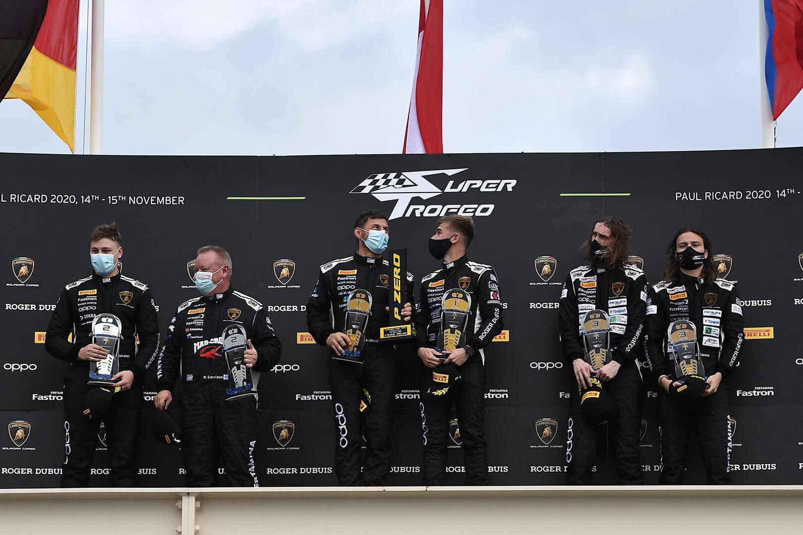 Trofeo Paul Ricard 2020