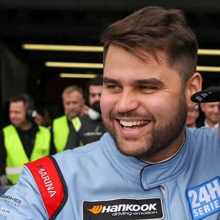 Fidel Leib von Leipert Motorsport